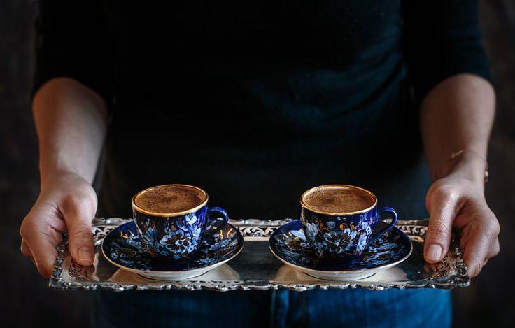 Learn how to make turkish coffee with stepbystep photos
