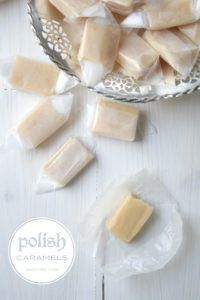 andcute.com :: Polish Caramel Candies