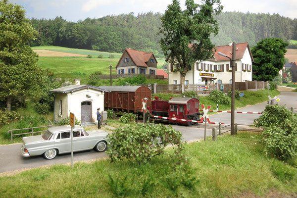 + Buchenhüll und sein Bahnhof - meine-kleine-n-welt