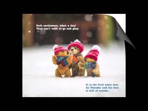 The Three Brother Bears and the Snow Bear - Book Trailer - YouTube