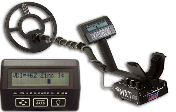 MXT™ Pro E-Series Metal Detector - featuring Backlit Display, Coin/Jewelry Mode, Automatic Ground Balance, Tone ID, and more!