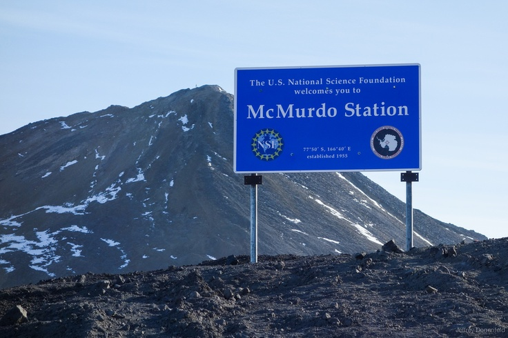 AntarcticA MCMURDO STATION FIRE   Exploring McMurdo Station Back to McMurdo
