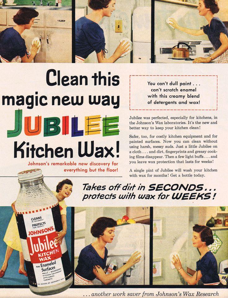 Jubilee Wax Kitchen Appliances