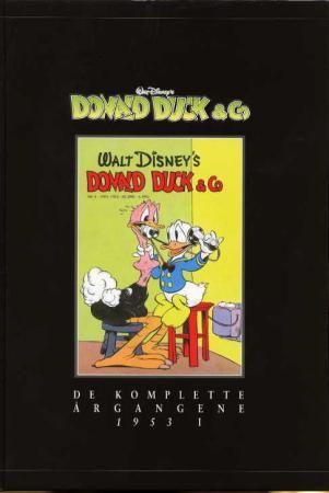 """""""Donald Duck og Co - de komplette årgangene 1953 del 1"""" av Disney"""