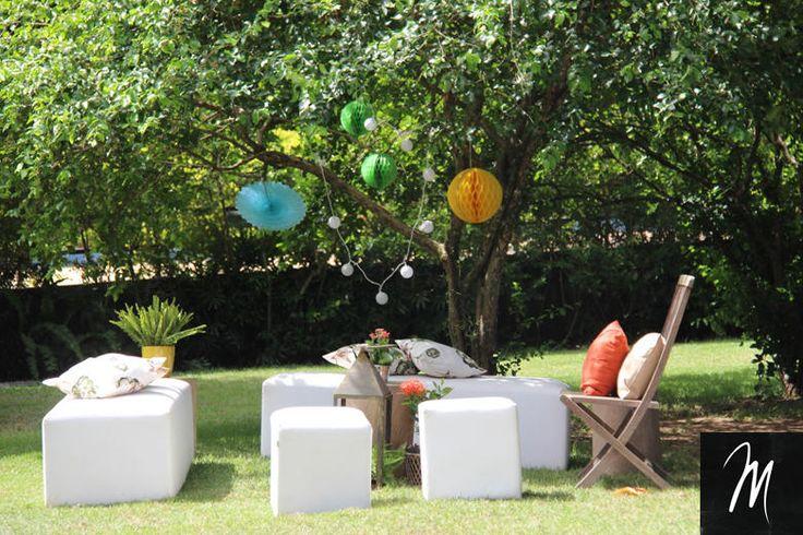 Lounge ao ar livre