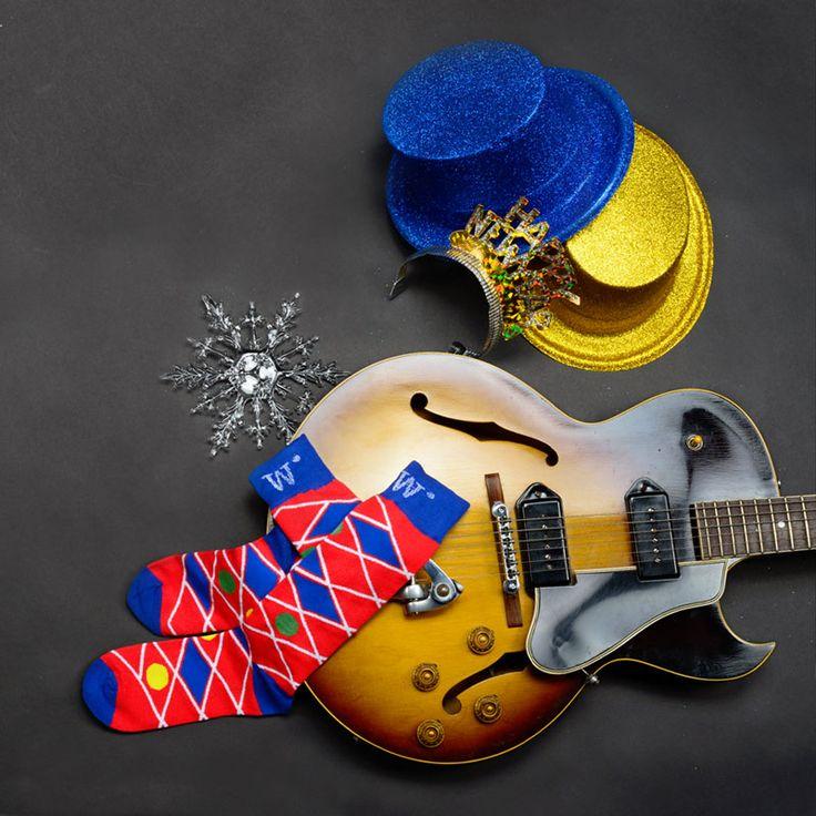 The Happy Birthday Sock!