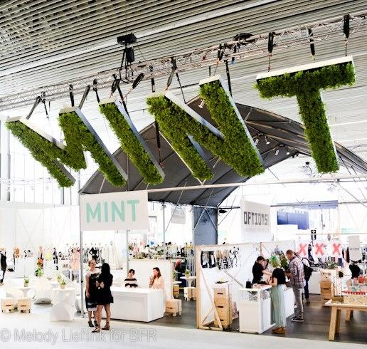Mint @modefabriek 2013