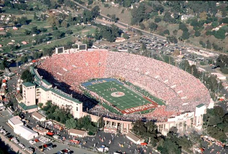 Really hoping that the Rose Bowl will be rocking during the 2012 football season!