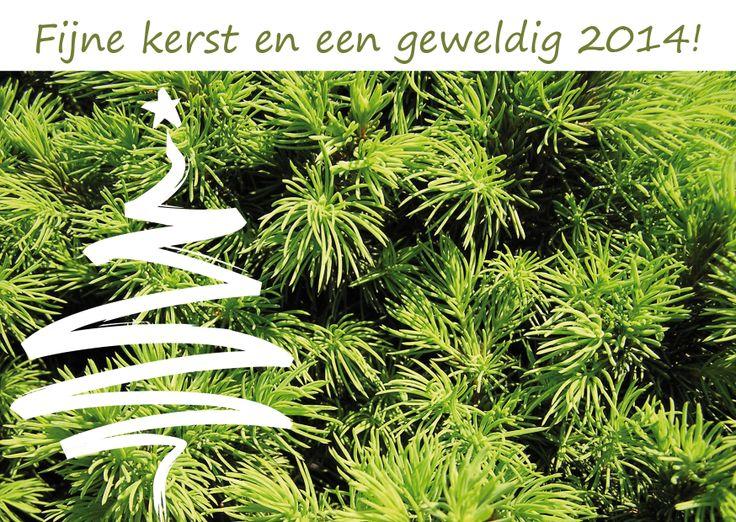 Kerstkaart ontwerp @muisstijl www.muisstijl.nl
