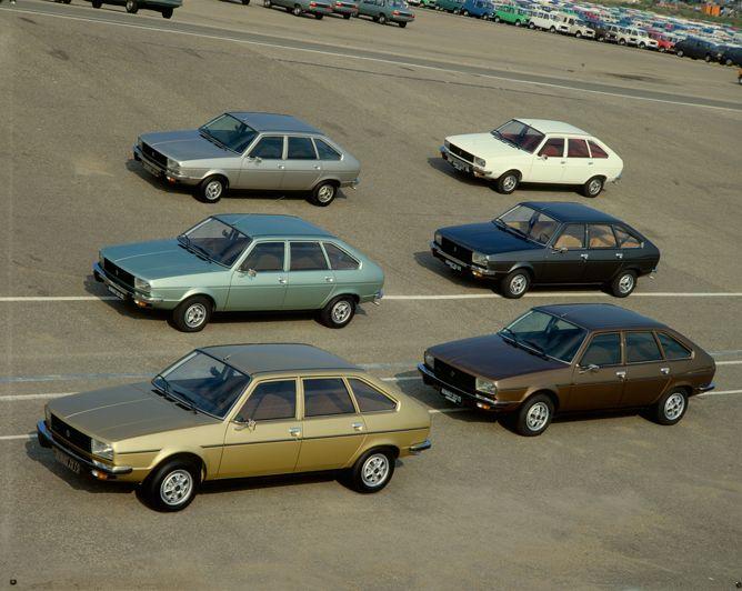 Renault 20 - 1979