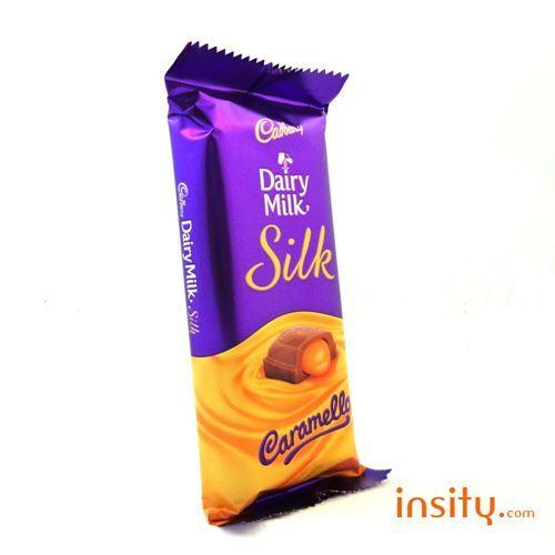 Cadbury Dairy Milk Silk - Caramello