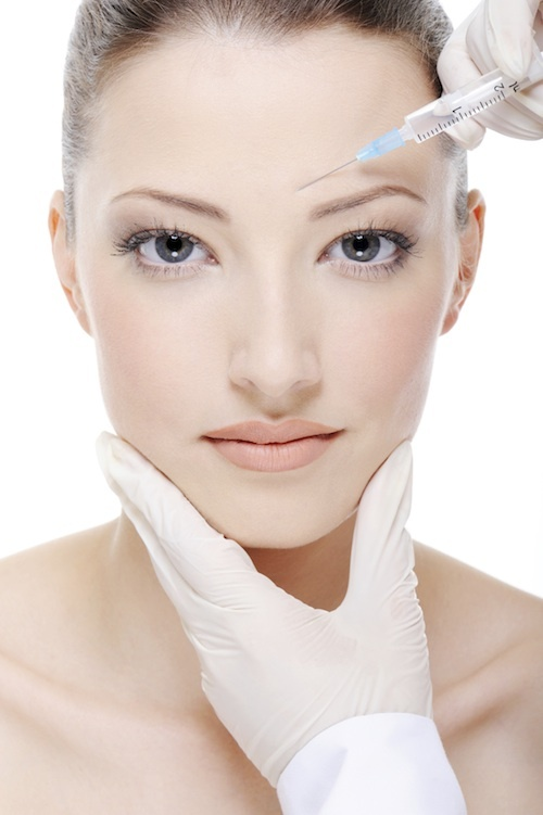 anti wrinkle injections special