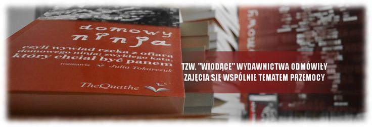 """wydawca i dystrybutor: """"DOMOWEGO NINJA""""   ::: -:   WIĘCEJ na ::: -:   https://TheQuathe.pl"""