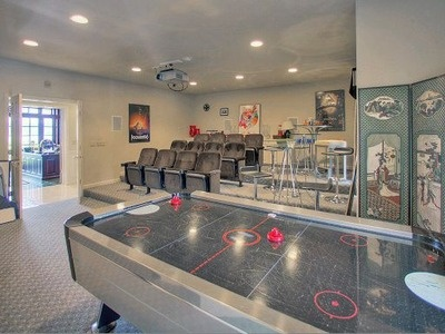 23 Best Images About Hockey Basement On Pinterest Arcade