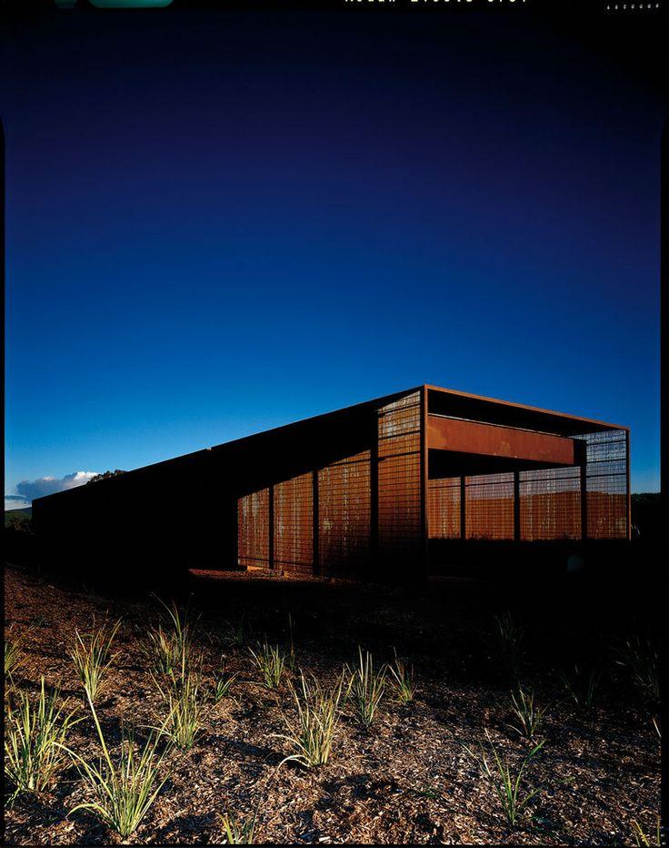Glenburn, Australia Glenburn House Sean Godsell Architects
