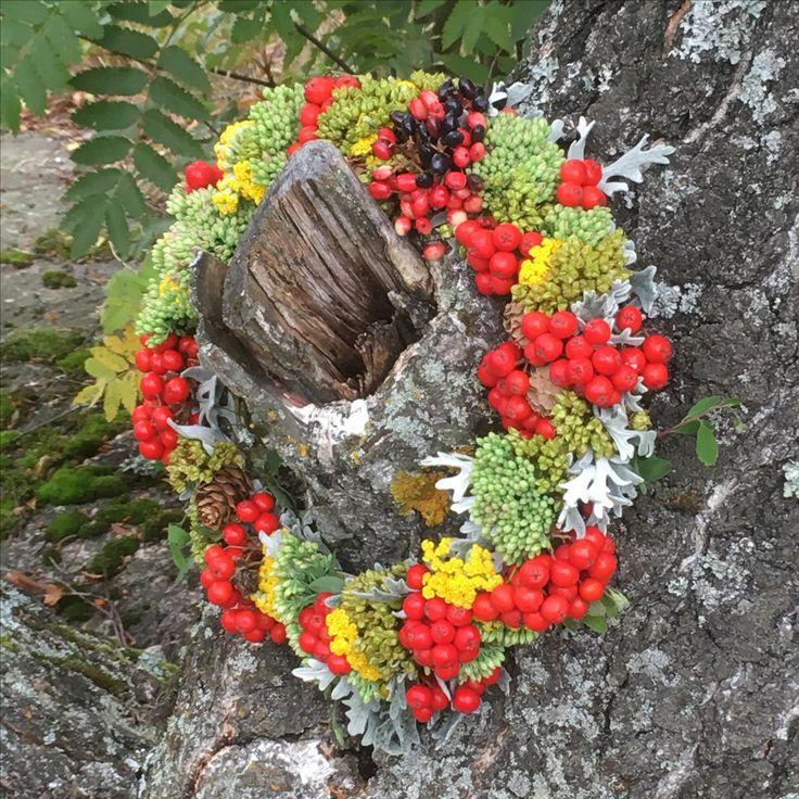Wreath, kranssi