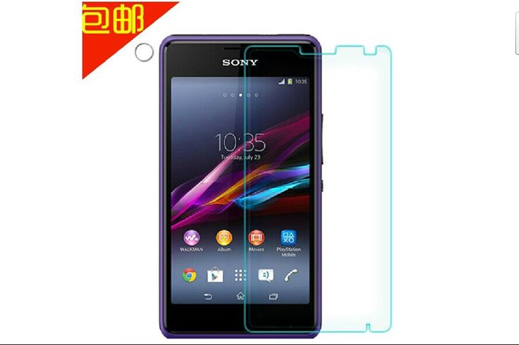 6x Clear Glossy LCD Screen Protector Guard Cover Film Shield For Sony Xperia E1 / E1 dual D2105 #Affiliate
