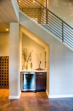 Best 25 bar under stairs ideas on pinterest under for Using space under stairs