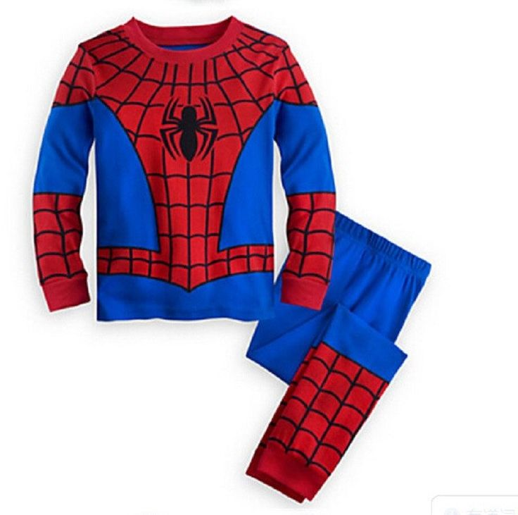 Spiderman Costume with Cape