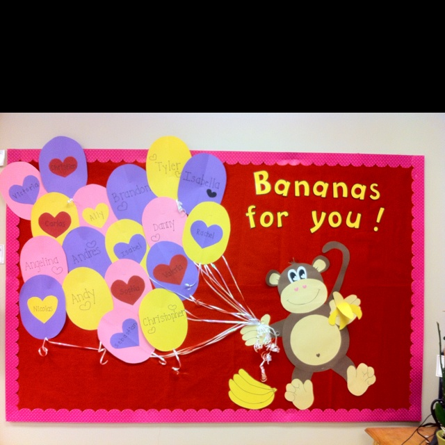 Classroom Ideas For Valentines Day ~ Best bulletin boards valentine s day images on pinterest