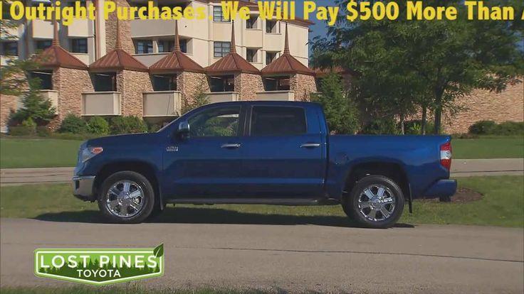 Buda, TX 2014 Toyota Tundra 1794 Edition Crewmax Specials Taylor, TX | 2014 Tundra Prices Hutto, TX