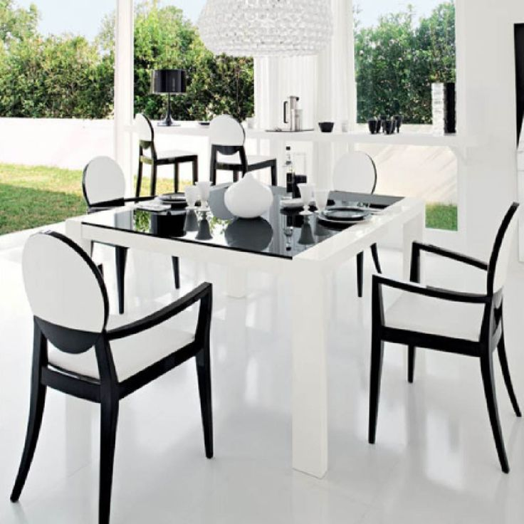39 best Dining room images on Pinterest | Home, White dining rooms ...