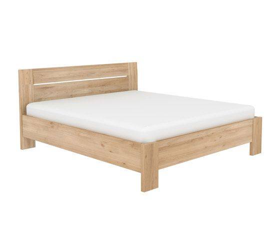 Oak Azur bed de Ethnicraft | Camas dobles