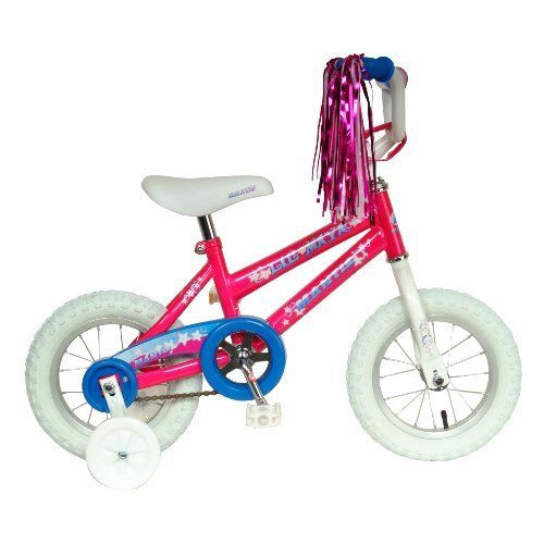 Mantis Lil Maya Kid's Bike, 12 inch Wheels, 8 inch Frame, Girl's Bike, Pink by Mantis. Mantis Lil Maya Kid's Bike, 12 inch Wheels, 8 inch Frame, Girl's Bike, Pink. 12-Inch.
