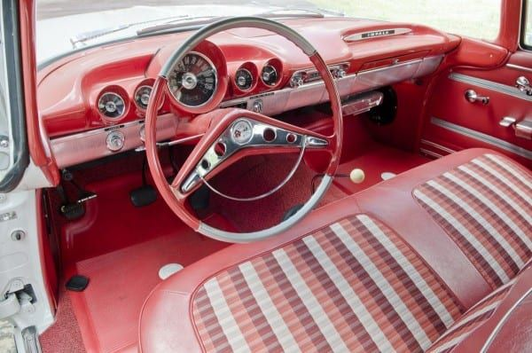 1959 Impala Dash Chevrolet El Camino Impala Chevrolet
