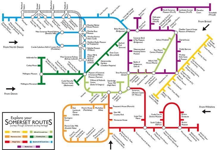 Creative Derivatives of the London Tube Map | Brain Pickings