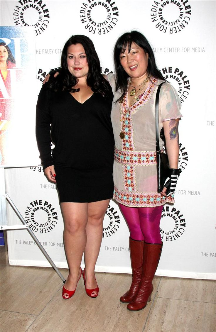 i don't know if i want to be their best friend or their girlfriend! brooke elliot and margaret cho DDD ♥!