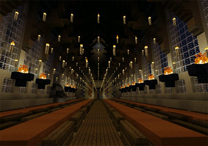 Hogwarts Map for Minecraft PE Maps, Hogwarts School of Witchcraft and Wizardry, often shortened Hogwarts, the school a fictional school in the Harry Potter