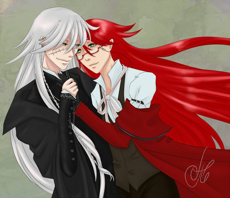40 best Undertaker & Grell images on Pinterest | Black ...