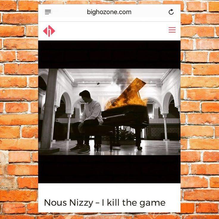 """Ya puedes ver el nuevo clip de @realnousnizzy """"i kill the game"""" dirigido por @apvfilms en el que he trabajado grabando mezclando y masterizando el tema en @showtimeestudio. Puedes verlo desde la sección de """"noticias"""" de mi web (link en la bio). [Contacta conmigo para grabar mezclar y masterizar tu single o proyecto underground o profesional a través de http://ift.tt/1OqKLY7 o en www.BigHozone.com]. #nousnizzy #ikillthegame #apvfilms #showtimeestudio #grabacion #mezcla #masterización…"""