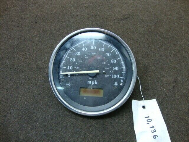 05 2005 Honda Vt750 Vt 750 Shadow Ace Speedometer Speedo Gauge 10k