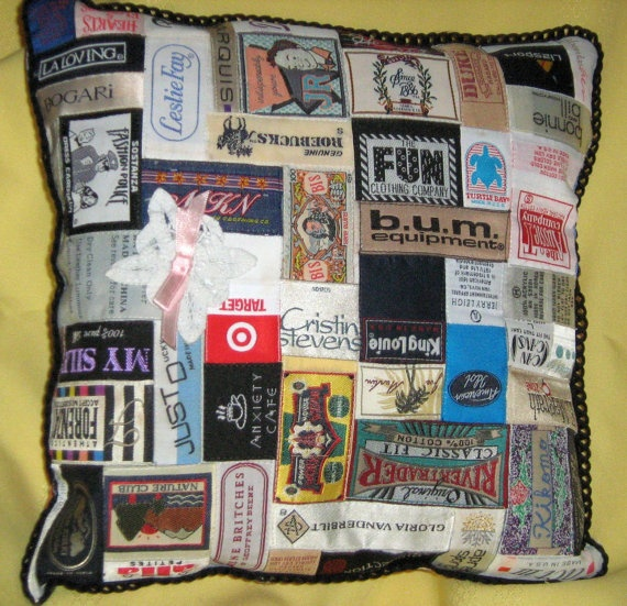 33 best Clothing labels images on Pinterest   Bangles, Clothing ... : quilted by labels - Adamdwight.com