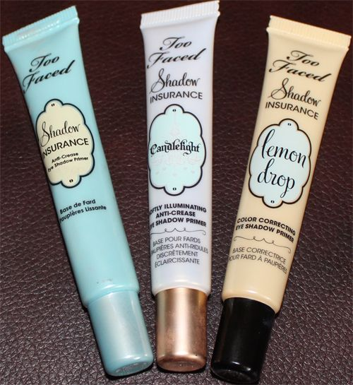 Just bought this Two-Faced Shadow Insurance, lets see if it enhances my brown eyes?! ;)