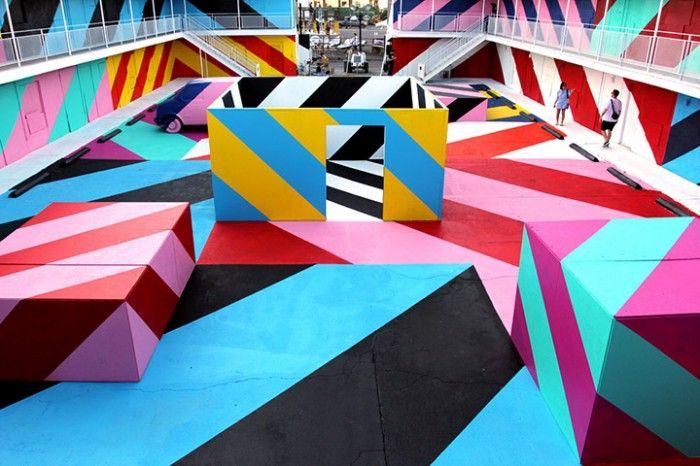 Maser_street_Art_Geometric_pattern_trend_Optical_Prints_3