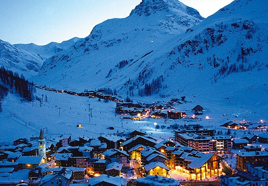 Val d'Isere ski chalet holiday