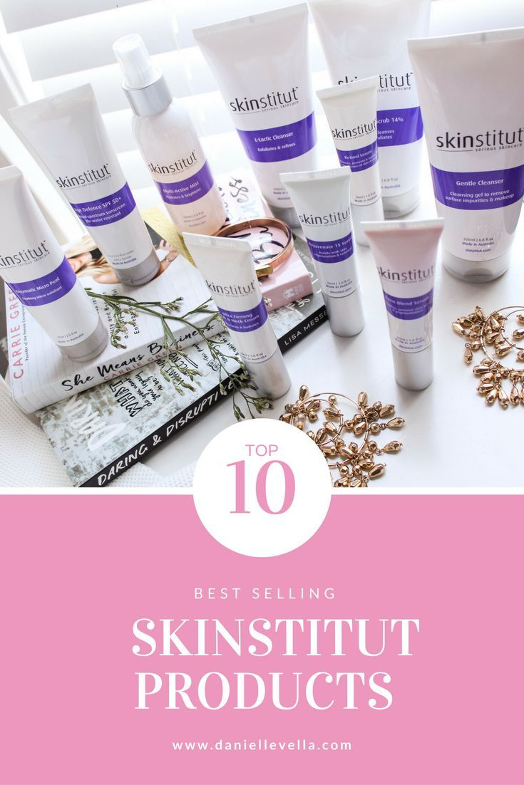 Australian Cosmedical Skincare Company Skinstitut Celebrates 10years Affordable Skin Care Top Ten Beauty Products Skin Care