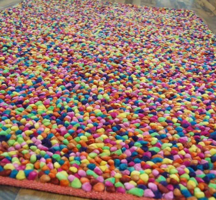 Jelly Bean Throw Rugs: 1000+ Ideas About Multicoloured Rugs On Pinterest