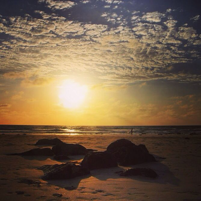 Sunset on Cable Beach in Broome, Western Australia at its best. #sunset #broome #cablebeach #westernaustralia #thisiswa #roadtrip #australia #picoftheday #travel #wanderlust #backpacking