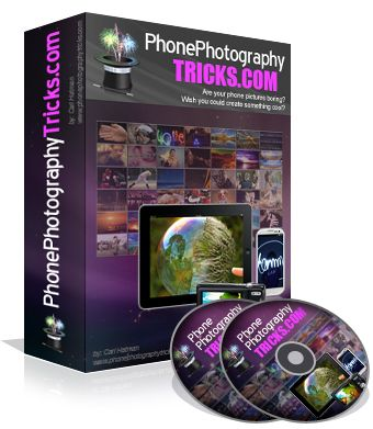 Phone Photography Tricks Is A Must Have For All You Blooming Photographers. Use This Course  And Your Smart PhoneTo Amaze All Your Friends With These Secret Tricks You Learn. http://tinyurl.com/jc3unxe