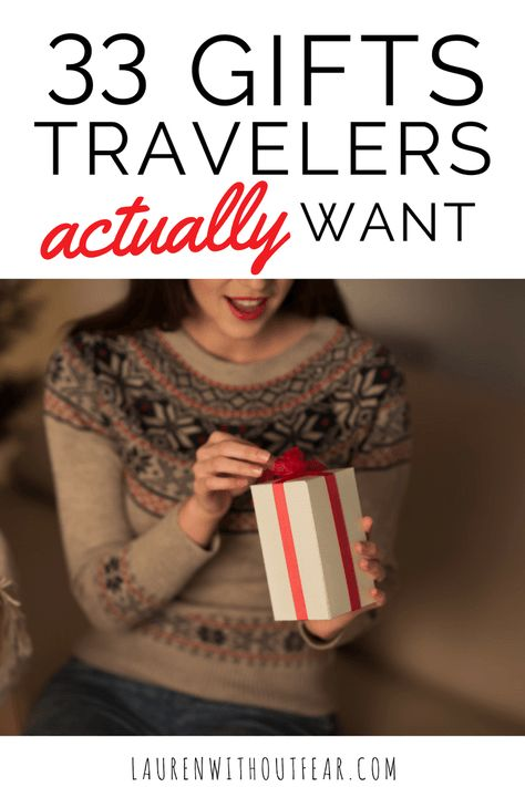 30 Gifts Travel Lovers Actually Want   traveler wanderlust christmas gift ideas guide 2016 what to get traveller blogger blog real unique actually want really want family passport global clearance clothing under $30 budget practical useful