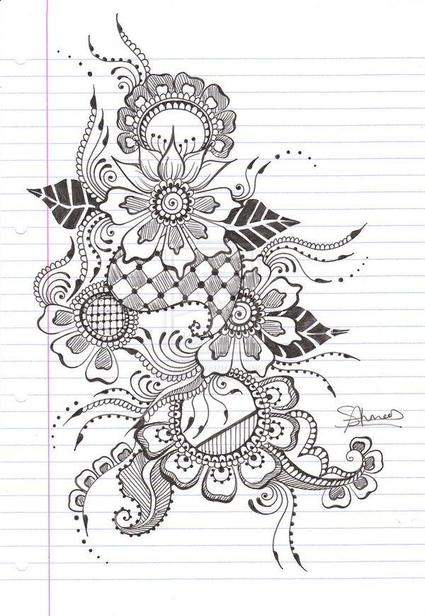 Henna henna designs and pretty henna designs on pinterest