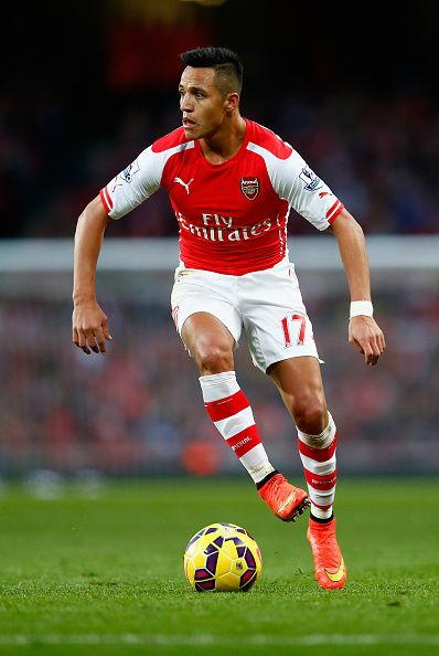 #Alexis #Sanchez #Arsenal #football