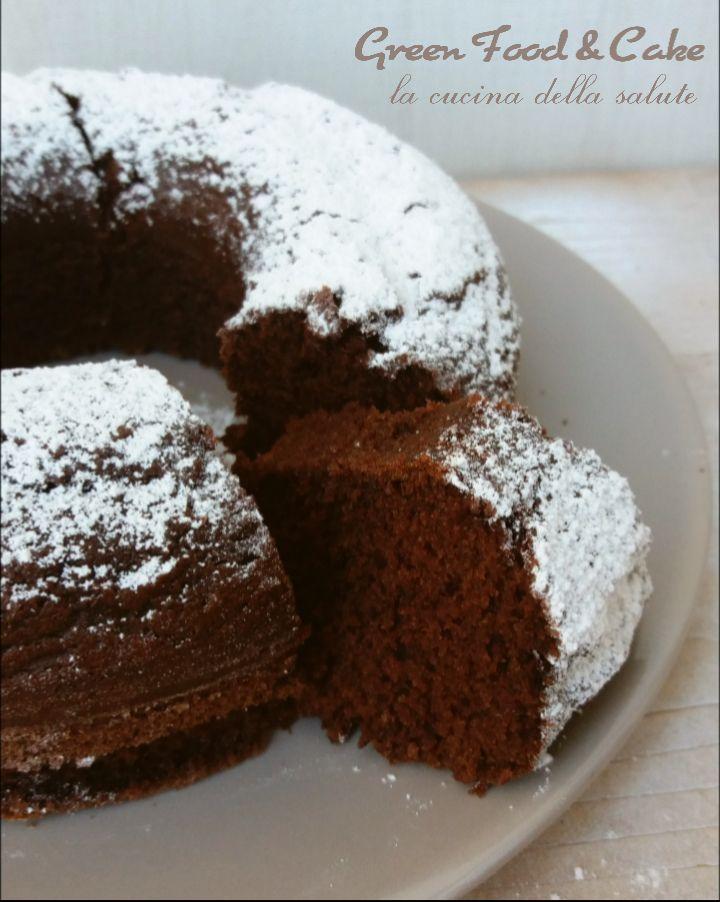 Ciambella+di+albumi+al+cacao http://blog.giallozafferano.it/greenfoodandcake/ciambella-albumi-al-cacao/
