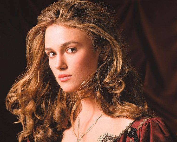 """Elizabeth Swann from """"Pirates of the Caribbean"""" 