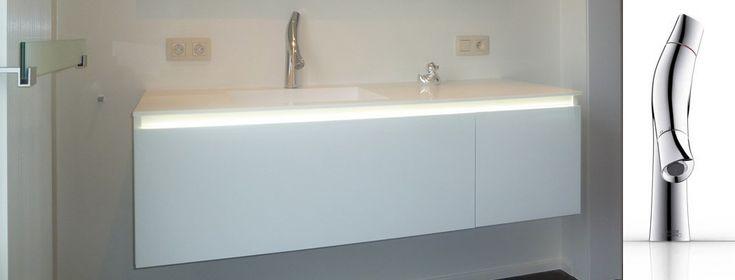 white bathroom inspiration - Upgrade interieur