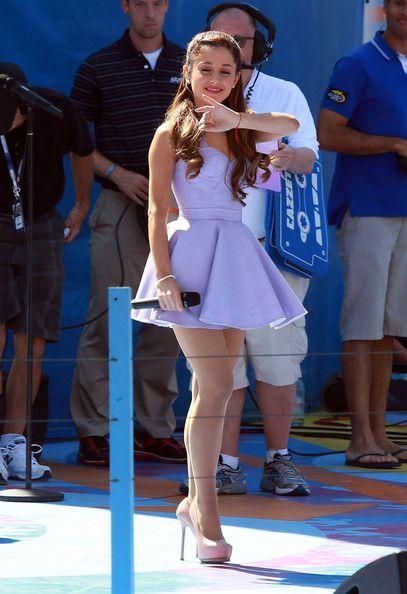 Ariana Grande - 2013 Arthur Ashe Kids Day
